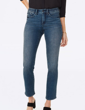 Not Your Daughter Jeans NYDJ Sheri Slim Lombard