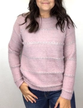 Esqualo Esqualo Sweater Lilac