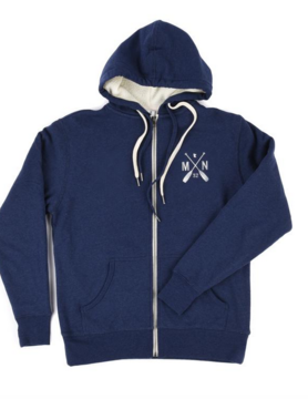 Sota Clothing Sota Columbus Zip Up Midnight