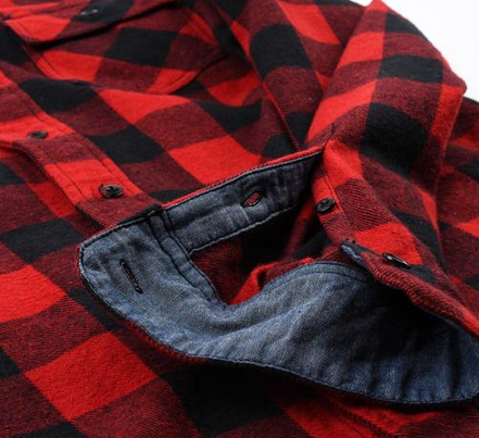 Sota Clothing Sota W's Flannel Button Up Red Buffalo