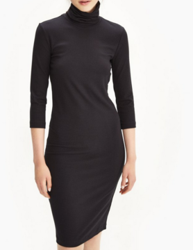 Lole Lole Villeray Turtle Neck Black