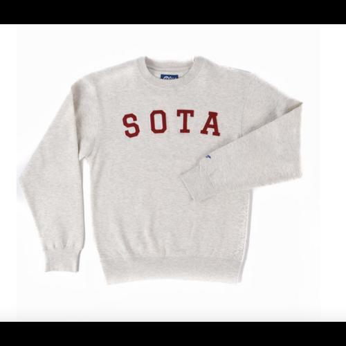 Sota Clothing Sota Bayport Crewneck Oatmeal