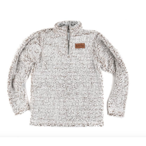Sota Clothing Sota Palisade Sherpa P/O Oat Heather