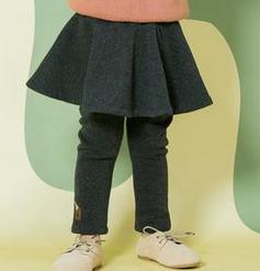 aimama Aimama Skirt Style Pants Char Blk