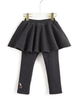 aimama Aimama Skirt Style Pants Char Blk
