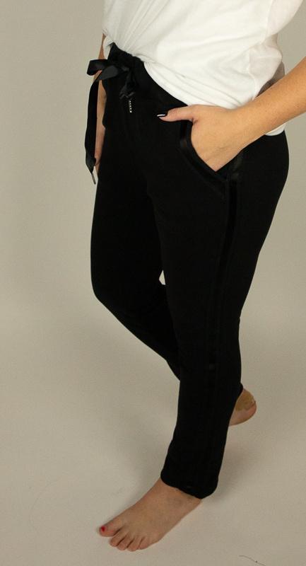 Baci & Amici Baci Solid Ref Pant Blk 8181713