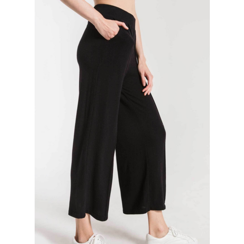 Z Supply Z Supply Marled Wide Leg Pant ZP194189