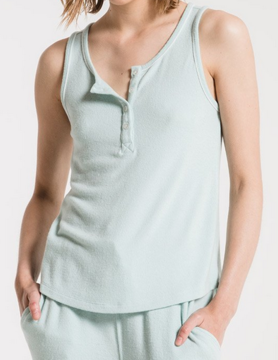 Z Supply Z Supply Lux Henley Tank