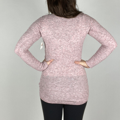 free people Free People Think Thermal Pink TS9597A