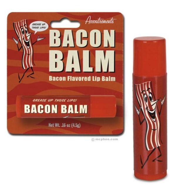 ACCOUTREMENTS Accoutrements Bacon Lip Balm 11957