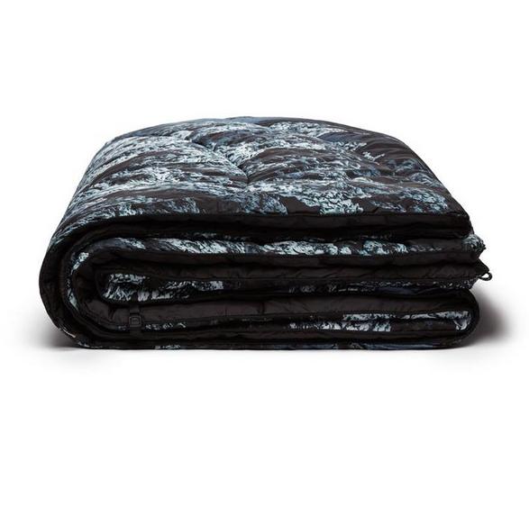 rumpl Rumpl Original Puffy Blanket Print Cold Growth TPPB-CGR-1
