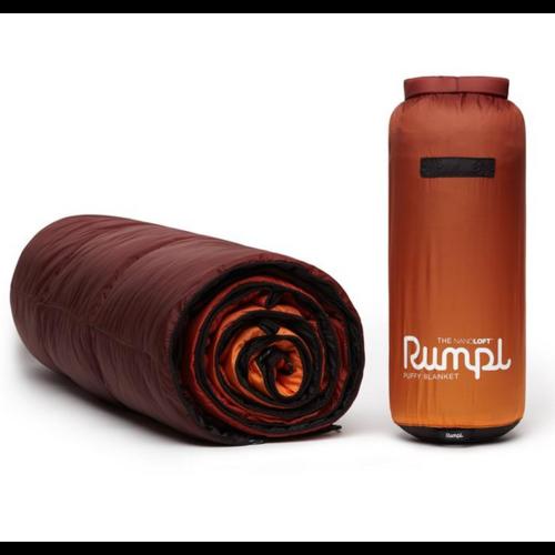 rumpl Rumpl Nanoloft Blanket 1P Fire Fade