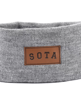 Sota Clothing Sota Hampton Headband Hthr Gry