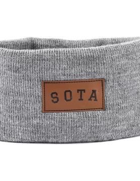 Sota Clothing Sota Hampton Headband Hthr Gry