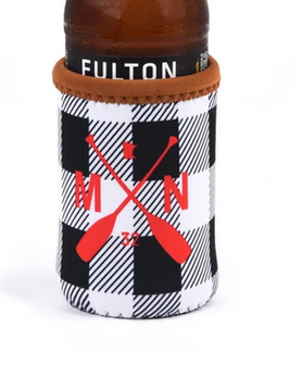 Sota Clothing Sota Clover Can Cooler Blk/Wht/Red