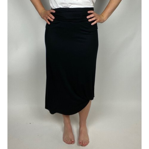 coa COA Skirt Blk