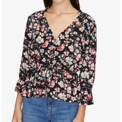 Sanctuary Sanctuary Windswept Blouse Filtered Spring