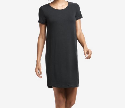 Lole Lole Lane Dress Blk LSW3535