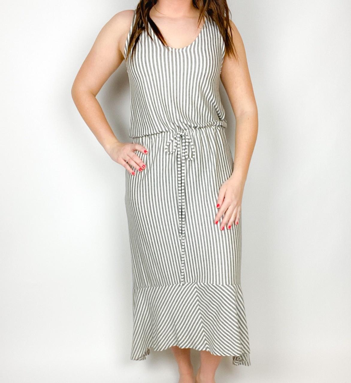 coa COA Ivy/Blk S/L Dress ACD50491