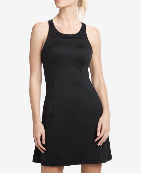 Lole Lole Match Point Dress Blk LSW3617