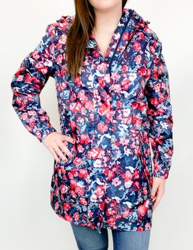 JOULES joules Go Lightly Nvy Floral