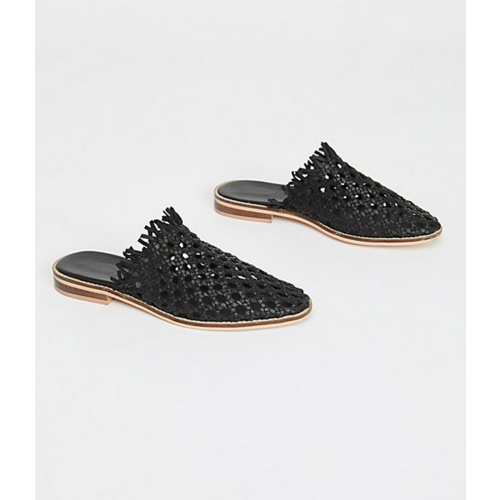 free people Free People Mirage Woven Flat Black
