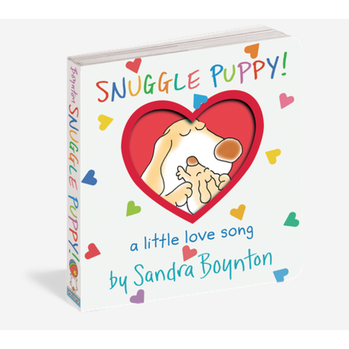 Workman Pub Snuggle Puppies Book 13067