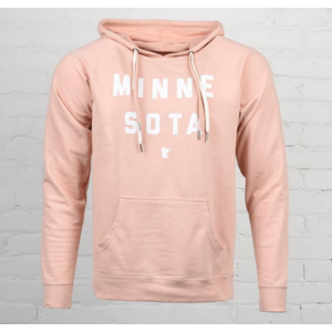 Sota Clothing Sota Swift River Unisex Hoodie Blush Pink