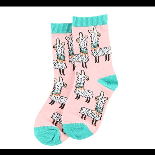 lazy one Lazy One Llama Kid Sock KSK817