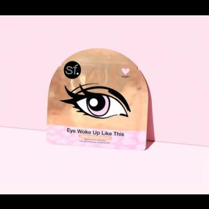 SF Glow Eye Woke Up Like This Eye Mask