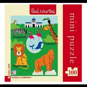 NYPC Zoo Mini Puzzle