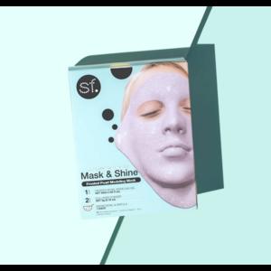 SF Glow Frosted Pearl Modeling Gel Mask