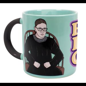 UPG Ruth Bader Transforming Mug
