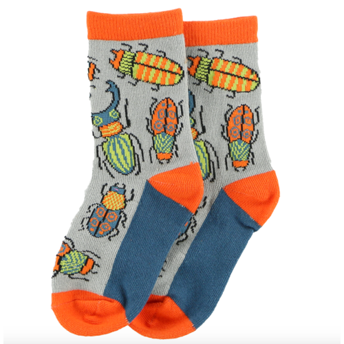 lazy one Lazy One Bugs Kid Sock