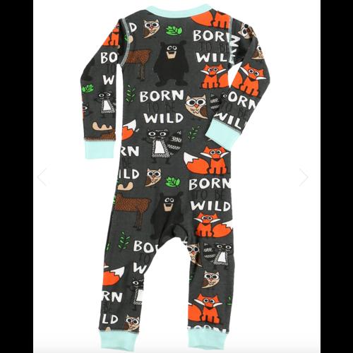 lazy one Lazy One Born Wild Union Suit US357