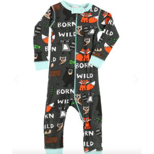 lazy one Lazy One Born Wild Union Suit