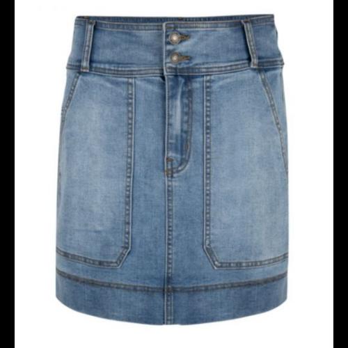 Esqualo Esqualo Denim Skirt Blue 12008