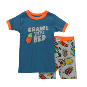 lazy one Lazy One Crawl Into Bed SS PJ Set KSS818