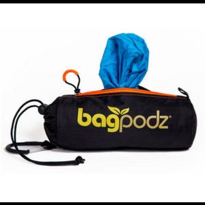Bag Pods 10 Pk Blue