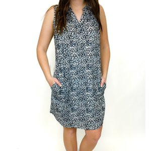 Aventura Gia Dress Black