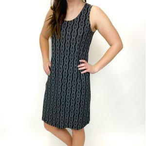 Aventura Evie Dress Black