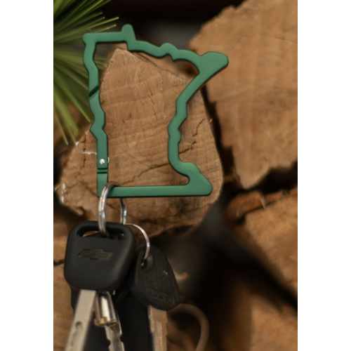 Sota Clothing Sota MN Carabiner Green