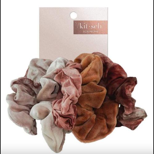 Kit-Sch Tie Dye Scrunchies 1067