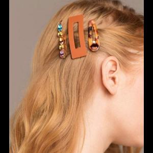 Kit-Sch Acrylic Stackable Set Rust Amber