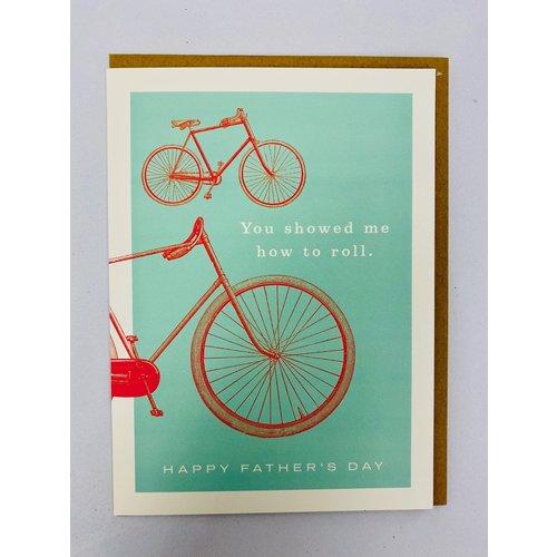 J. Falkner Fathers Day Bikes fdb