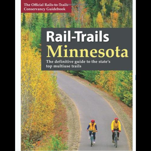 adventurekeen AdventureKeen Rail Trails MN Book