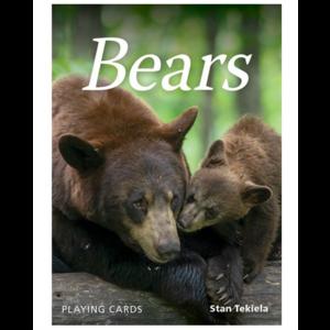 adventurekeen AdventureKeen Bears Playing Cards