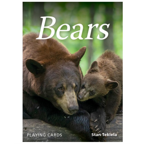 adventurekeen AdventureKeen Bears Playing Cards 39573