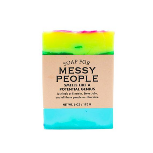 whiskey river soap Whiskey River Messy People Soap