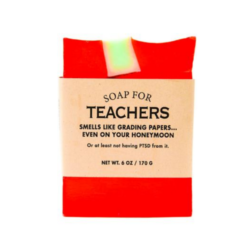 whiskey river soap Whiskey River Teachers Soap